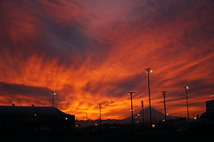 DSC09299 (Dan Leithauser) Tags: weather rainier tacoma landscape sunrise clouds