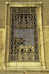 The window within the open courtyard (T Ξ Ξ J Ξ) Tags: egypt cairo fujifilm xt20 teeje fujinon1655mmf28 citadel old town salahaldin medieval mokattam muhammadali unesco