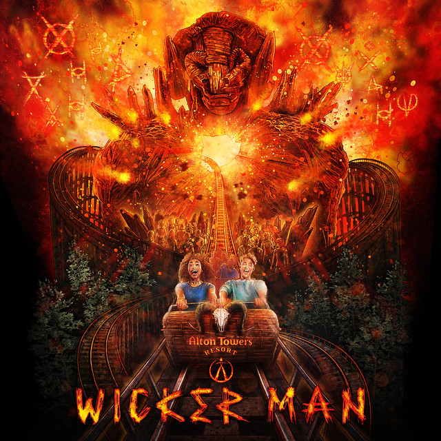 Wicker Man Promo