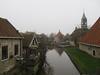 Oostervaart, Hindeloopen (Stewie1980) Tags: hindeloopen friesland hylpen fryslân nederland netherlands oostervaart easterfeart gracht kanaal sluishuis canal historic houses view mist fog