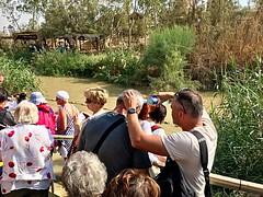 6 - Zarándokok a Jordán folyónál - keresztségi fogadalom megújítása / Pútnici pri rieke Jordán - obnovenie krstných sľubov