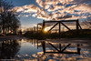 Kurz vor dem Sonnenuntergang (J.Weyerhäuser) Tags: felder hechtsheim sonnenuntergang