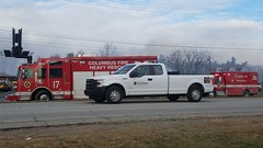 Station Truck 12 (Central Ohio Emergency Response) Tags: columbus ohio fire division truck ford f150 pickup
