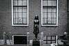 Anne Frank Huis (David C W Wang) Tags: 荷蘭 阿姆斯特丹 安妮 annefrankhuis amsterdam netherlands 黑白 blackwhite