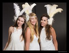 Goddess Collective - Mountain Springs (madmarv00) Tags: d600 goddesscollective lasvegas nevada nikon girls kylenishiokacom models women jill jessica wonderhussy feathers dresses