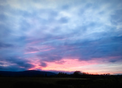December Sunset (Colormaniac too - Many thanks for your visits!) Tags: winter sunset december wintersunset clouds cloudscape sky landscape colorful decembersunset sequim olympicpeninsula washingtonstate pacificnorthwest topazstudio