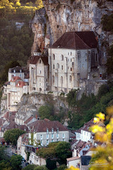 Rocamadour-2 (mg photographe) Tags: lot france rocamadour citadelle abbaye lanscape paysage rocher