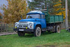 Soviet truck ZIL-554 (Igor Klyuev) Tags: nikon d90 ussr zil