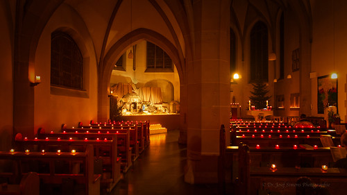 Katholische Pfarrkirche St. Joseph Leverkusen Manfort