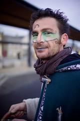DSC01525 (Distagon12) Tags: personne people portrait défilé déguisement costume dreux flambarts visages face summilux sonya7r