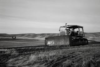 Bulldozer, Washington