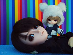 Vincent e Alice (♪Bell♫) Tags: taeyang suzumura rei vincent hermann dal little jouet alice rosenthal groove doll
