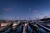 大海漁港 #2ーOomi fishing port #2 (kurumaebi) Tags: yamaguchi 秋穂 nikon d750 山口市 nature landscape 風景 自然 sea 海 sunset 夕焼け 漁港 船 boat fishingport