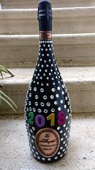 Cantine d'Araprì brindisi di Fine Anno 2017 (Sparkling Wines of Puglia) Tags: daraprì sansevero brindisidifineanno brindisi cantina jeroboam spumante bottiglia metodoclassico