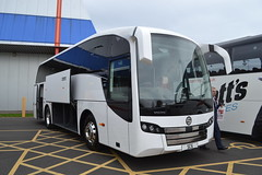 Volvo SC5 (Will Swain) Tags: bus coach live birmingham nec 4th october 2017 buses transport travel uk britain vehicle vehicles county country england english coaches volvo sc5