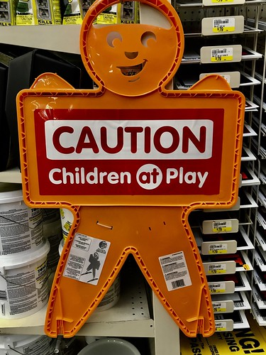 Caution: Plastic Child