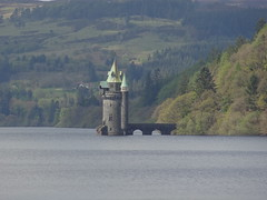 Photo of Wales, Lake Vyrnwy straining tower