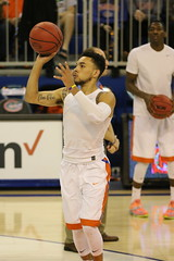 Chris Chiozza 11 (dbadair) Tags: secbasketballbulldogsgatorsfloridageorgiagainesvilleodome gainesville florida unitedstates uf gators sec basketball ncaa o'connell center