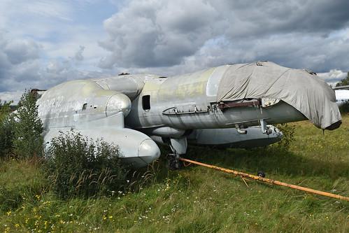 Bartini Beriev VVA-14M1P 'CCCP-19172'