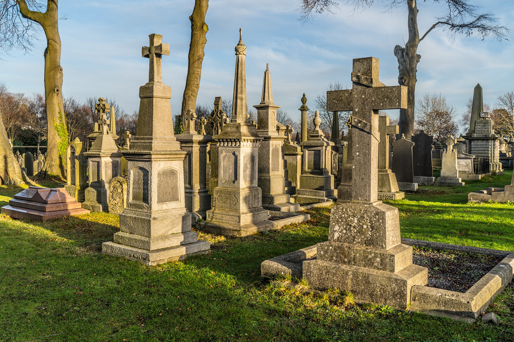 VISIT TO GLASNEVIN CEMETERY IN DUBLIN [FIRST SESSION OF 2018]-135098