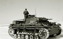 "Commander's tank Pz.III • <a style=""font-size:0.8em;"" href=""http://www.flickr.com/photos/81723459@N04/24707545577/"" target=""_blank"">View on Flickr</a>"
