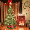 House Christmas Tree with Chimney (Jemlnlx) Tags: canon eos 5d mark iv 5div 5d4 ef 2470mm f28 l usm wide angle lens zoom new york city ny nyc christmas holidays 2017 home house tree diy chimney homemade