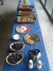 "17.09.15 dopo lo step agli orti urbani n Oratorio pranzo macrobiotico e laboratorio sugli stili di vita (1) • <a style=""font-size:0.8em;"" href=""http://www.flickr.com/photos/82334474@N06/25249055808/"" target=""_blank"">View on Flickr</a>"