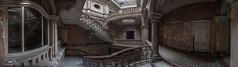 The Palace (Graceful Decay) Tags: abandoned forgotten urbex decay derelict lost deserted panorama palac stairs architecture canon gracefuldecay decayed old eos forsaken