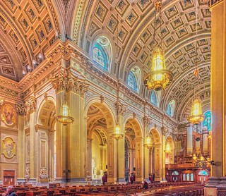 Cathedral Basilica of Saints Peter and Paul - Philadelphia, PA