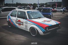 RACEISM EVENT 2017 (JAYJOE.MEDIA) Tags: vw golf mk1 volkswagen low lower lowered lowlife stance stanced bagged airride static slammed wheelwhore fitment