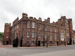 St James Palace (chrisdingsdale) Tags: st james palace pall mall london england uk town architecture ancient old vintage retro gothic goth medieval middle ages red brick united kingdom great britain europe british english