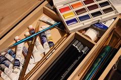 362/365/2017 Paintbox (jpm_pictures) Tags: paint box pencils art