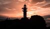 Lighthouse Punta de Teno (Schmendrax) Tags: canaryislands people adventure spain sunset contrast lighthouse trekking sunlight tenerife outdoor nightfall hiking sun dusk esp
