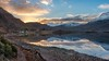 Fasag (www.yabberdab.com) Tags: torridon scotland loch sunrise