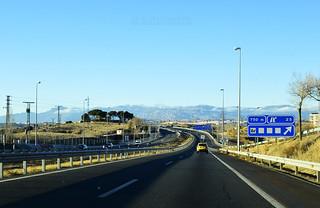 Madrid, Sierras.