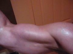 BIG BULGING BICEPS (flexrogers963) Tags: fit flex flexing weightlifter peak delts veins pecs exercise welldeveloped wellbuilt vein chest biceps bizeps hugebiceps huge baseballbiceps bizep pose bicepart fitness jacked ripped triceps muscles muscle bicep muscleart massive bodybuild big bodyboulder bodybuilding bodybuilder