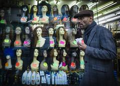 Punto di interesse (Rikko_7777) Tags: london uk brixton people urban street colours ricohgr market