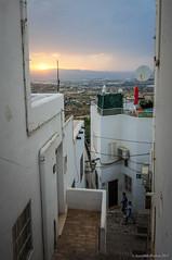 Atardeceres andaluces (SantiMB.Photos) Tags: 2blog 2tumblr 2ig callejón alley atardecer sunset mojacar andalucia españa esp