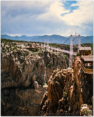 Royal Gorge Bridge (ctofcsco) Tags: 5100 analog asa25 c41 canon canoscan canoscan9000fmarkii ck colornegative colorado coloradosprings ef35105mmf3545 ektar ektar25 eos eos620 explore explored film iso25 kodakektar25colornegativeprofessionalfilm scanned unitedstates usa buckskinjoe canoncity geo:lat=3846324710 geo:lon=10532240590 geotagged renown 9000f esplora pretty photo pic