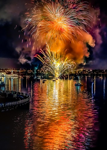 Geelong NYE Fireworks-12