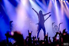 Behemoth - live in Warszawa 2017 fot. Łukasz MNTS Miętka-25