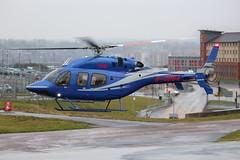 G-ODSA Bell 429 GlobalRanger (R.K.C. Photography) Tags: godsa bell 429 globalranger aircraft aviation helicopters starspeedltd british luton england bedfordshire uk londonlutonairport ltn eggw canoneos100d
