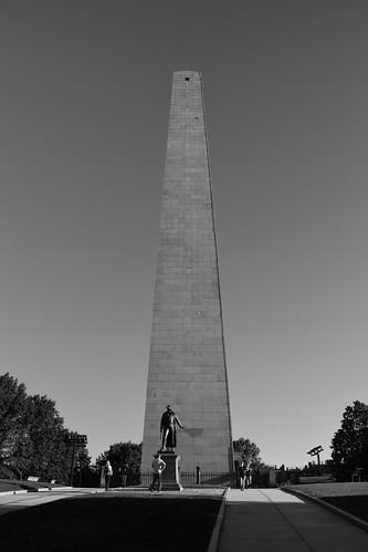 2017_New England Trip_Massachusetts_Boston NHP_Bunker Hill Monument_11