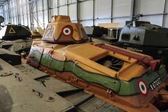 Somua Cavalry Tank 16th September 2017 #2 (JDurston2009) Tags: somuacavalrytank tigerday bovington bovingtoncamp dorset tank tankmuseum thetankmuseum vehicleconservationcentre