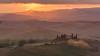 The sunrise (Enrico Cusinatti) Tags: arancione clouds cielo cloud enricocusinatti italy italia landscape nuvole nature natura orizzonte sky sun travel toscana tuscany viaggi vacation vacanze vegetazione