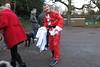 Soaking Santa (ireniclife) Tags: wildswim blackrootpool suttonpark christmasday