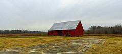 Barn (r.w.dawson) Tags: barn park belleislandstatepark lancastercounty virginia va
