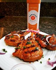 Good Chicken Marinade (sabaucemarinade) Tags: chicken marinade food sabauce steak meat platter