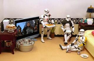 Death Star Resolutions