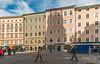 Salzburg Universitatsplatz (fotofrysk) Tags: universitatsplatz buildings pedestrians architecture easterneuropetrip salzburg austria oesterreich sigma1750mmf28exdcoxhsm nikond7100 201709277553